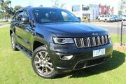 2016 Jeep Grand Cherokee WK MY16 75th Anniversary Black 8 Speed Sports Automatic Wagon Hallam Casey Area Preview