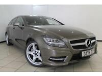 2013 13 MERCEDES-BENZ CLS CLASS 3.0 CLS350 CDI BLUEEFFICIENCY AMG SPORT 5DR AUTO