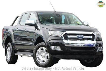 2015 Ford Ranger PX MkII XLT Double Cab Aurora Blue 6 Speed Manual Utility Yeerongpilly Brisbane South West Preview