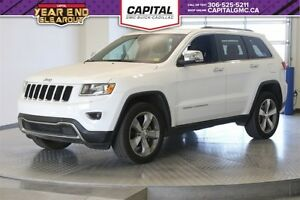 2015 Jeep Grand Cherokee Limited 4WD Regina Regina Area image 1