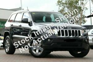 2013 Jeep Grand Cherokee WK MY13 Laredo (4x4) Grey 5 Speed Automatic Wagon Rockingham Rockingham Area Preview