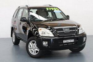 2011 Chery J11 T1X 2WD Black 5 Speed Manual Wagon Glendale Lake Macquarie Area Preview