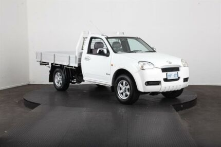 2010 Great Wall V240 K2 (4x2) White 5 Speed Manual Cab Chassis