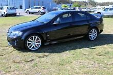 2008 Holden Special Vehicles Clubsport E Series MY09 R8 Black 6 Speed Manual Sedan Burnie Burnie Area Preview