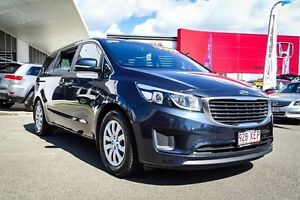 2015 Kia Carnival YP MY15 S Blue 6 Speed Sports Automatic Wagon Garbutt Townsville City Preview