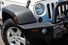 2009 Jeep Wrangler JK MY2009 Sport White 6 Speed Manual Softtop Osborne Park Stirling Area Preview