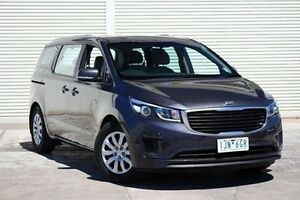2015 Kia Carnival YP MY15 S Grey 6 Speed Sports Automatic Wagon Seaford Frankston Area Preview