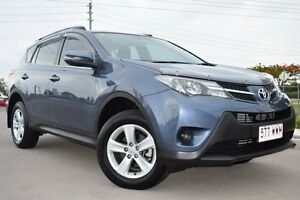 2013 Toyota RAV4 ASA44R GX AWD Blue 6 Speed Sports Automatic Wagon Noosaville Noosa Area Preview