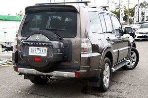 2010 Mitsubishi Pajero NT MY10 VR-X Ironbark 5 Speed Sports Automatic Wagon Frankston Frankston Area Preview