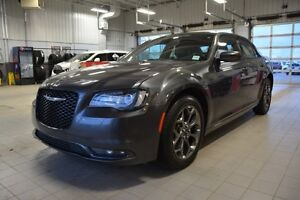 2015 Chrysler 300 S AWD Leather,  Heated Seats,  Back-up Cam,  B