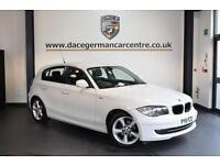 2011 54 BMW 1 SERIES 2.0 116D SPORT 5DR 114 BHP DIESEL