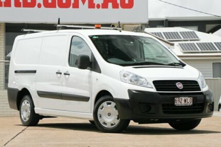 2015 Fiat Scudo Low Roof LWB White 6 Speed Manual Van Moorooka Brisbane South West Preview