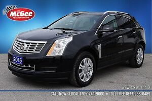 2015 Cadillac SRX Luxury AWD