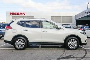 2014 Nissan X-Trail T32 ST-L X-tronic 2WD White 7 Speed Constant Variable Wagon Victoria Park Victoria Park Area Preview