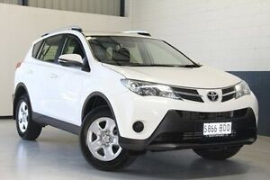 2014 Toyota RAV4 ZSA42R MY14 GX 2WD White 7 Speed Constant Variable Wagon Nailsworth Prospect Area Preview