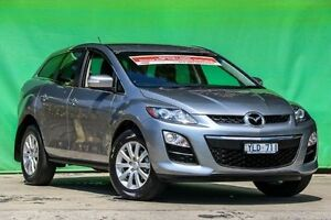 2011 Mazda CX-7 ER10L2 Classic Activematic Grey 5 Speed Sports Automatic Wagon Ringwood East Maroondah Area Preview