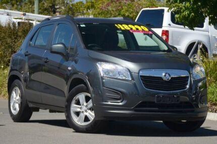 2016 Holden Trax TJ MY16 LS Son of a Gun Grey 6 Speed Automatic Wagon