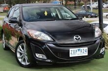 2009 Mazda 3 BL10L1 SP25 Activematic Black 5 Speed Sports Automatic Hatchback Berwick Casey Area Preview