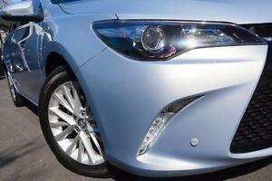 2015 Toyota Camry AVV50R Atara SL Ocean Mist 1 Speed Constant Variable Sedan Glendalough Stirling Area Preview