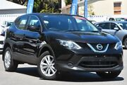 2014 Nissan Qashqai J11 ST Black 1 Speed Constant Variable Wagon Maylands Bayswater Area Preview