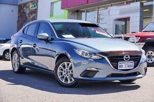 2015 Mazda 3 BM5278 Neo SKYACTIV-Drive Blue 6 Speed Sports Automatic Sedan Myaree Melville Area Preview
