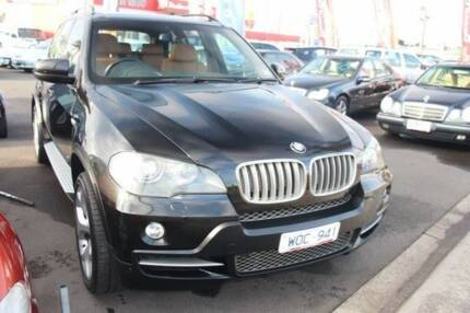 From $131p/w ON FINANCE* 2008 BMW X5 Wagon Hughesdale Monash Area Preview