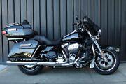 2018 Harley-Davidson Flhtk Ultra Limited 1700CC Cruiser 1745cc Nerang Gold Coast West Preview