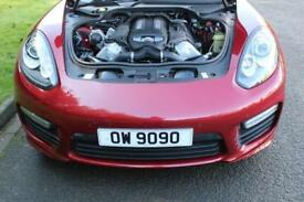 2014 14 PORSCHE PANAMERA 4.8 V8 TURBO PDK 5D AUTO 520 BHP