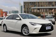 2017 Toyota Camry ASV50R MY16 Atara SL Crystal Pearl 6 Speed Automatic Sedan Northbridge Perth City Area Preview