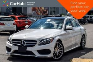 2015 Mercedes-Benz C-Class C 400 4Matic|Multi-Media Pkg|Pano_Sun