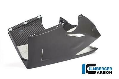 Ilmberger RACING Matt Carbon Bellypan For Akrapovic Ducati Panigale V4 2019