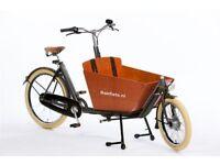 Dutch Bakfiets short wheel base