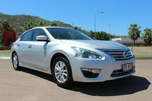 2014 Nissan Altima L33 ST X-tronic Silver 1 Speed Constant Variable Sedan Townsville Townsville City Preview
