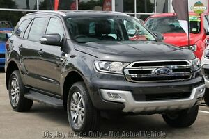 2016 Ford Everest UA Trend Aluminium 6 Speed Sports Automatic Wagon Greenacre Bankstown Area Preview