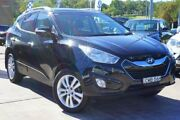 2013 Hyundai ix35 LM2 Highlander AWD Black 6 Speed Sports Automatic Wagon Pearce Woden Valley Preview