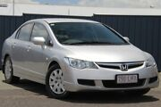 2008 Honda Civic 8th Gen MY08 VTi Silver 5 Speed Manual Sedan Slacks Creek Logan Area Preview