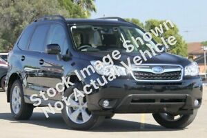 2013 Subaru Forester S4 MY13 2.5i-L Lineartronic AWD Black 6 Speed Constant Variable Wagon Minchinbury Blacktown Area Preview