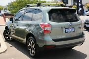 2013 Subaru Forester S4 MY13 2.5i-S Lineartronic AWD Jasmine Green 6 Speed Constant Variable Wagon Willagee Melville Area Preview