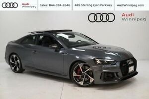 2018 Audi RS 5 Coupe w/Carbon Package, Interior Design Package
