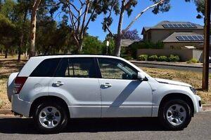 2013 Suzuki Grand Vitara JB MY13 Urban 2WD White 5 Speed Manual Wagon St Marys Mitcham Area Preview