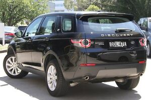 2016 Land Rover Discovery Sport LC MY16 Td4 SE Black 9 Speed Automatic Wagon Petersham Marrickville Area Preview