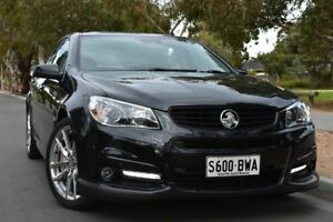 2014 Holden Commodore VF MY14 SS V Redline Black 6 Speed Manual Sedan St Marys Mitcham Area Preview