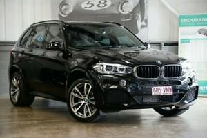 2015 BMW X5 F15 xDrive30d Black 8 Speed Sports Automatic Wagon