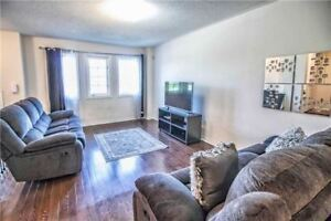 Beautifully Upgraded All Brick Freehold Town home