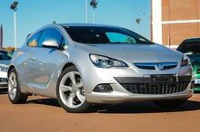 2015 Holden Astra PJ MY15.5 GTC Sport Silver 6 Speed Automatic Hatchback Fremantle Fremantle Area Preview