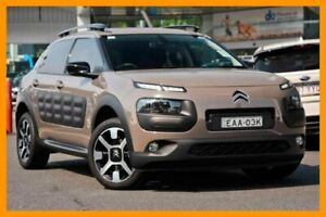 2017 Citroen C4 Cactus E3 MY18 Exclusive Brown 6 Speed Sports Automatic Wagon