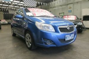 2009 Holden Barina TK MY09 4 Speed Automatic Hatchback Mordialloc Kingston Area Preview