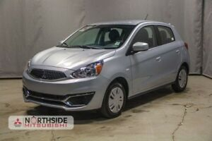 2018 Mitsubishi Mirage ES 5-SPEED 1.2 BACK UP CAMERA, BLUETOOTH,