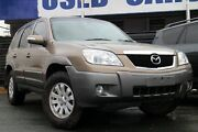 2007 Mazda Tribute MY2006 Brown 4 Speed Automatic Wagon Greenslopes Brisbane South West Preview