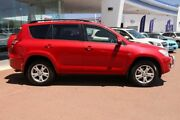 2009 Toyota RAV4 ACA33R MY09 Cruiser L Wildfire 4 Speed Automatic Wagon Osborne Park Stirling Area Preview